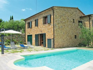 Vacation home Casa Cavernoso  in Colle Val d Elsa, Siena and surroundings - 8 p