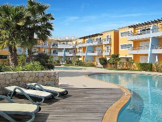 Apartment Vale da Lama  in - 250 Odiaxere / Lagos, Algarve - 4 persons, 1 bedro