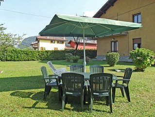 Apartment Casa Niky  in Colico (LC), Lake Como - 5 persons, 2 bedrooms