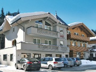 Apartment Haus Huttl/Fewo 1.E  in Saalbach, Pinzgau - 6 persons, 2 bedrooms