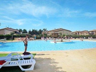 Ferienwohnung Domaine les Tamaris  in Portiragnes - Plage, Languedoc - Roussillo