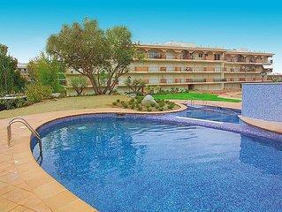 Apartment Delicias E  in St Carles de la Ràpita, Costa Daurada - 4 persons, 2 b