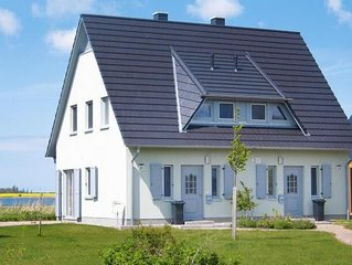 Semi-detached house, Vieregge  in Rugen - 6 persons, 2 bedrooms