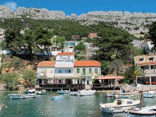 Apartment Haus Leut  in Mimice, Dalmatia - 4 persons, 1 bedroom