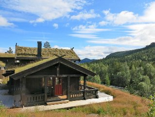 Vacation home in Valle, Southern Norway - 8 persons, 4 bedrooms