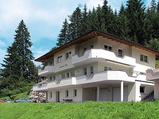Apartment Appartementhaus Huber  in Zell im Zillertal, Zillertal - 7 persons, 2