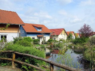 Vacation home Hasseroder Ferienpark  in Wernigerode, Harz / Thuringia - 8 perso