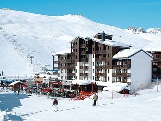 Apartment Rond Point des Pistes  in Tignes - Val Claret, Savoie - 4 persons, 1