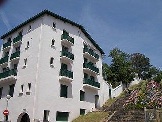 Ferienwohnung Residence Guernica  in Saint - Jean - de - Luz, Baskenland - 2 Per