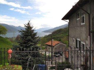 Ferienwohnung Casa Manzini  in Gravedona ed Uniti (CO), Comer See - 2 Personen,