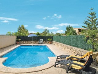 Vacation home in Montuiri, Majorca / Mallorca - 6 persons, 4 bedrooms
