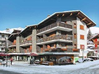 Apartment Residence Tierce  in Verbier, Quatre Vallees - 3 persons, 1 bedroom