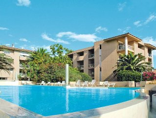 Apartment Résidence Marina Bianca  in Moriani - Plage, Corsica - 6 persons, 2 b