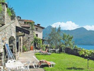 Apartment Casa Arte e Cucina  in Gravedona (CO), Lake Como - 2 persons, 1 bedro