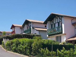 Ferienwohnung Mendi Bixta  in Saint Pée sur Nivelle, Baskenland - 5 Personen, 2