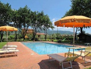 Apartment Villa Monnalisa  in Pian di Scò (AR), Florence and surroundings - 4 p