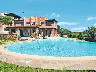 Ferienhaus Villa Sette  in Olbia, Sardinien - 9 Personen, 4 Schlafzimmer