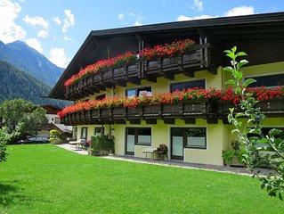 Ferienwohnung Appartementhaus Sunnwies  in Otz, Otztal - 6 Personen, 2 Schlafzim