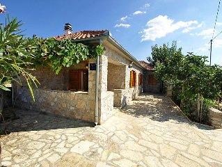 Ferienhaus Ceko  in Zadar/ Sukosan, Norddalmatien - 6 Personen, 2 Schlafzimmer