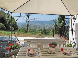 Apartment Casa Le Rose  in Castelnuovo Magra (SP), Riviera della Versilia - 2 p