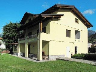 Apartment Casa Giuse  in Domaso (CO), Lake Como - 6 persons, 2 bedrooms