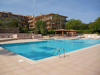 Apartment Eden Park  in Saint - Tropez, Cote d'Azur - 4 persons, 3 bedrooms