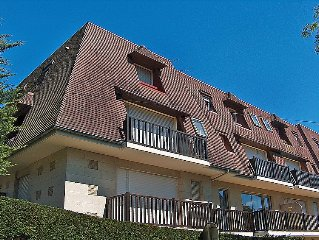 Apartment Jardins du Casino  in Cabourg, Normandy - 2 persons, 1 bedroom