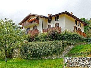 Ferienwohnung Ai Colli  in Lago di Ledro, Ledrosee - 8 Personen, 3 Schlafzimmer