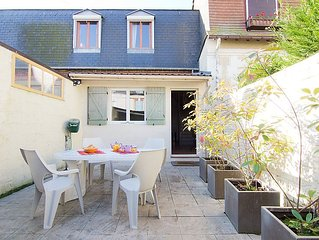 Vacation home L'avenir  in Deauville - Trouville, Normandy - 6 persons, 3 bedro