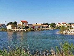 Apartment Le Village Club Marin Goelia  in Port - la - Nouvelle, Languedoc - Ro
