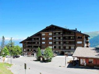 Ferienwohnung Residenz Belvedere  in Les Collins, 4 Vallees - 6 Personen, 2 Schl