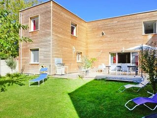 semi-detached house, Andernos-les-Bains  in Gironde - 14 persons, 6 bedrooms
