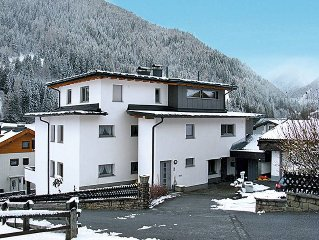 Apartment Haus Falch  in Flirsch, Arlberg - 5 persons, 2 bedrooms