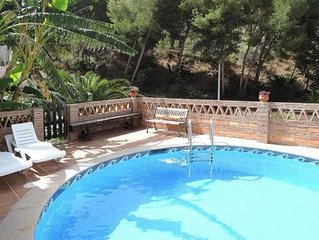 Apartments, Almunecar  in Costa Tropical - 4 persons, 2 bedrooms