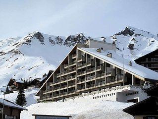 Apartment Residence des Cimes  in Les Crosets, Portes du Soleil - 10 persons, 3