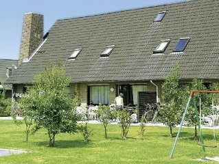 Terraced house, Neßmersiel  in Ostfriesland - 6 persons, 3 bedrooms