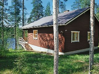 Vacation home in Tuusniemi, Finland - 4 persons, 1 bedroom