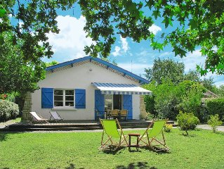 Vacation home in Andernos, Aquitaine - 8 persons, 4 bedrooms