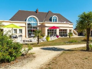 Residence Les Jardins Renaissance, Azay-le-Rideau  in Centre - 6 persons, 2 bed
