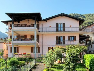 Apartment Ca' Lia  in Vercana (CO), Lake Como - 6 persons, 3 bedrooms