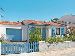 Ferienhaus in La Tranche - sur - Mer, Vendee - 4 Personen, 2 Schlafzimmer