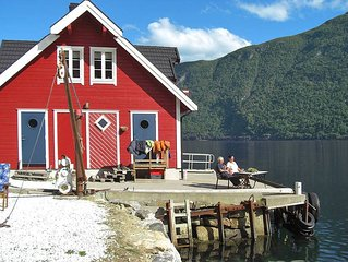 Apartment in Vik i Sogn, Western Norway - 2 persons, 1 bedroom