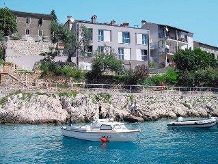 Apartment Haus Milevoj  in Rabac, Istria - 3 persons, 1 bedroom