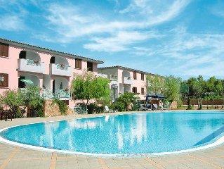Ferienwohnung Residence Gli Ontani  in Orosei, Sardinien - 6 Personen, 2 Schlafz