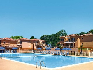 Apartment Residence Les Oceanides  in La Londe - les - Maures, Cote d'Azur - 4