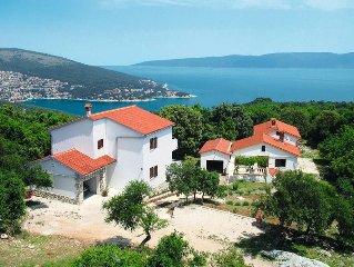 Vacation home Haus Vista  in Labin, Istria - 10 persons, 3 bedrooms