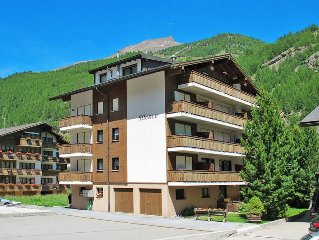 Apartment Haus Silence  in Saas - Grund, Valais / Wallis - 4 persons, 1 bedroom