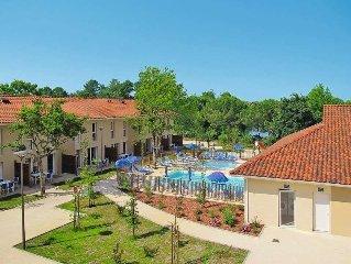 Ferienwohnung Residence Le Petit Pont  in Hourtin, Aquitaine - 6 Personen, 2 Sch