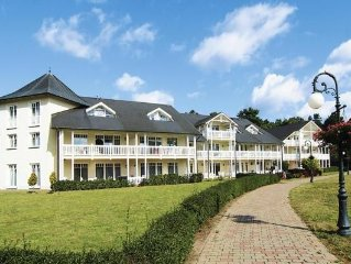Holiday resort Dunenpark, Binz  in Rugen - 3 persons, 1 bedroom