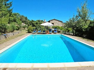 Vacation home La Casella  in Sovicille (SI), Siena and surroundings - 8 persons